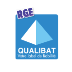 Icones certification RGE Qualibat GES Habitat menuiseries portails porte vérandas volets  marmande tonneins